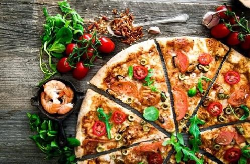 Włoski pizza