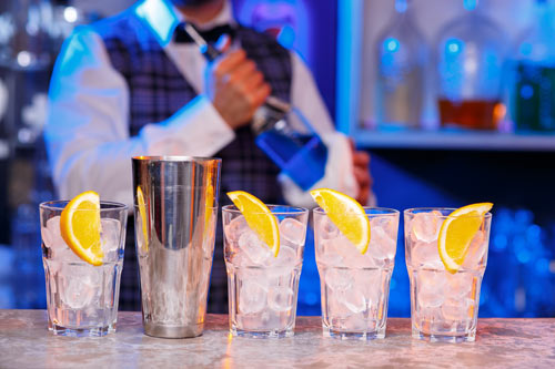 Kurs Barman-Blender I i II stopnia