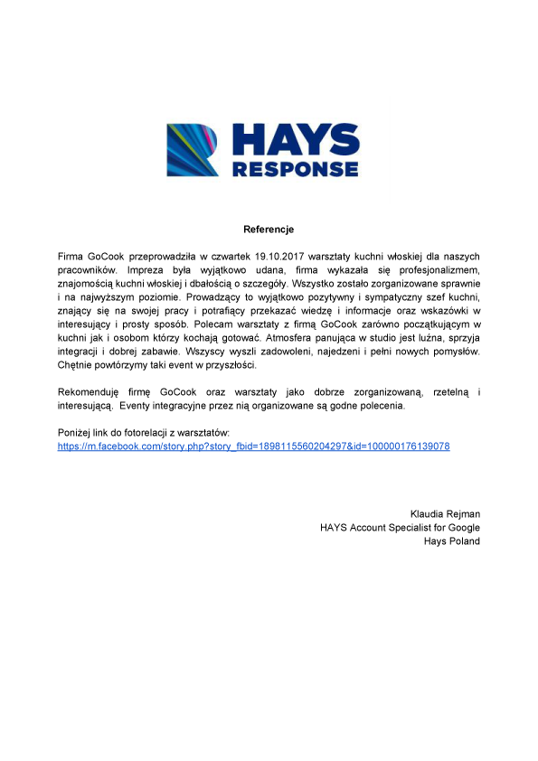 Referencje-Hays
