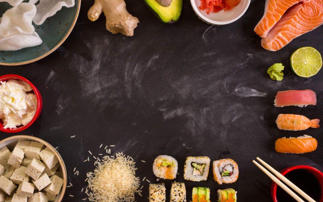 Event Kulinarny Kuchnia Japońska