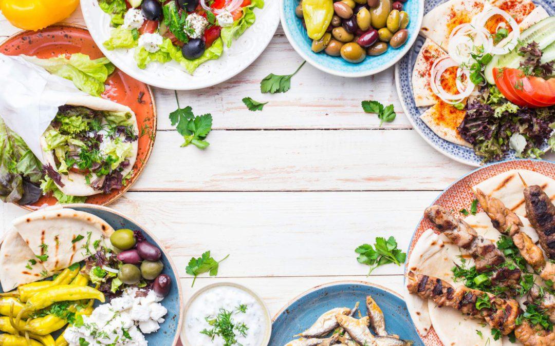 Event Kulinarny Kuchnia Grecka